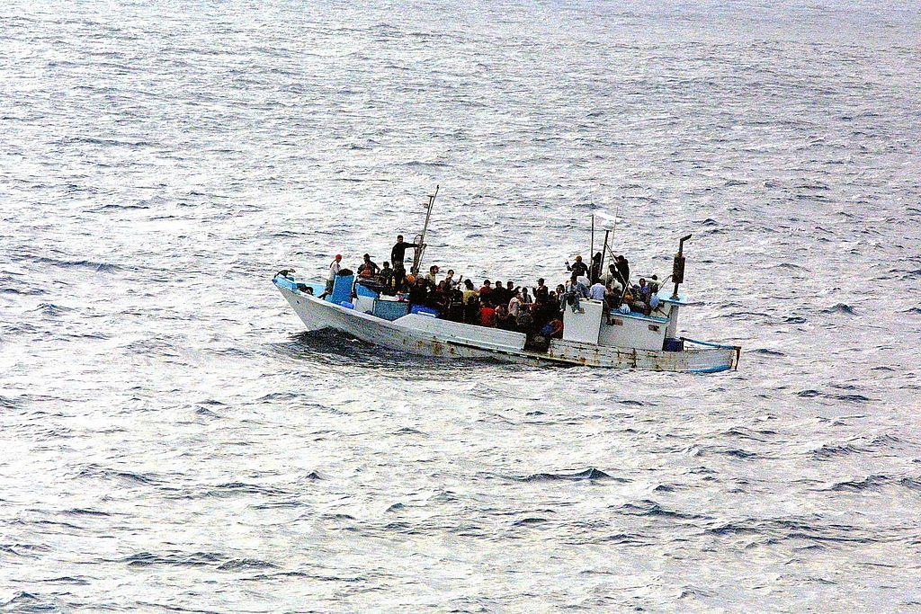 Symbolbild Flüchtlinge