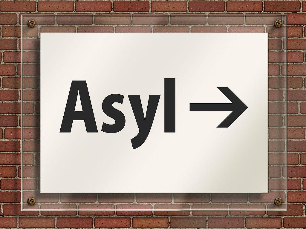 Symbolbild Asyl