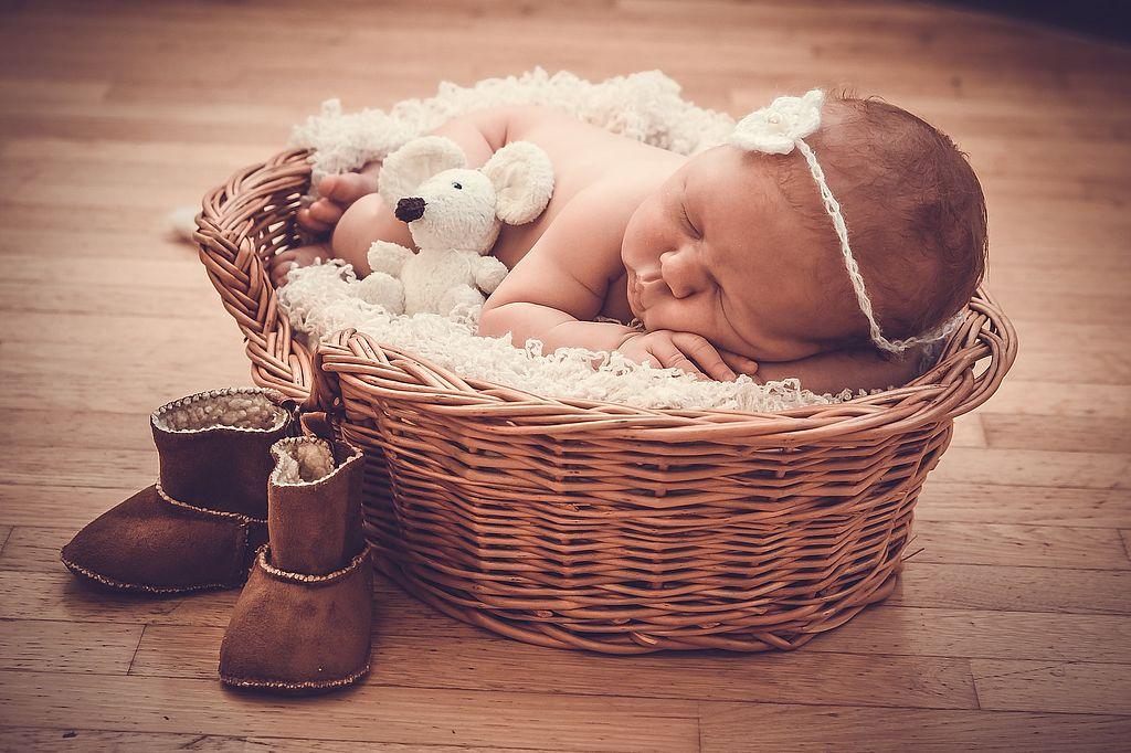 Symbolbild Baby