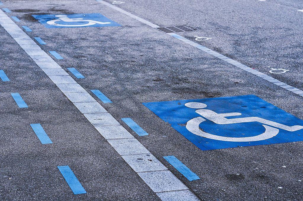 Symbolbild Schwerbehinderte