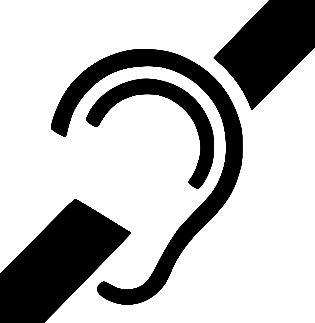 Symbolbild Taub