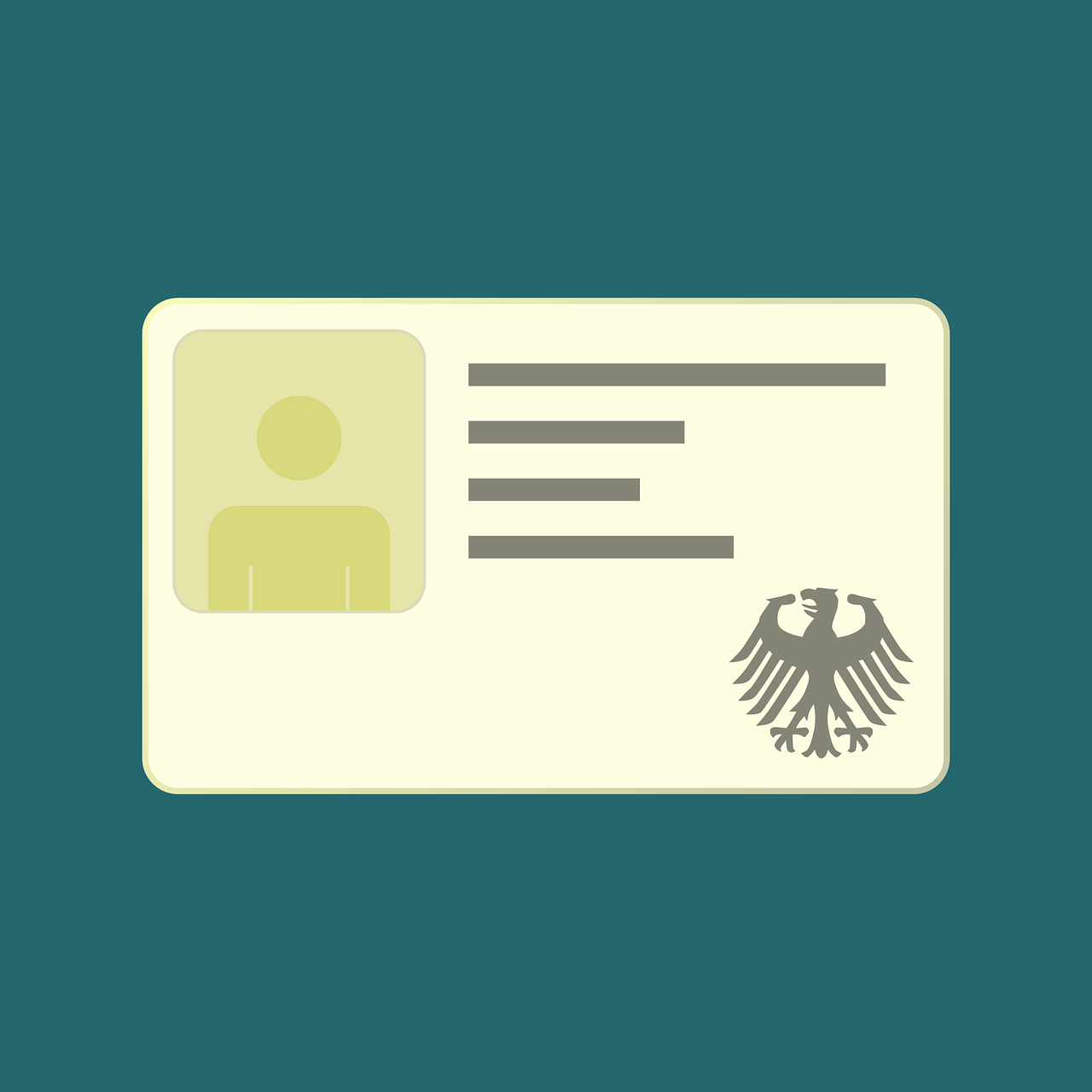 Symbolbild Ausweis