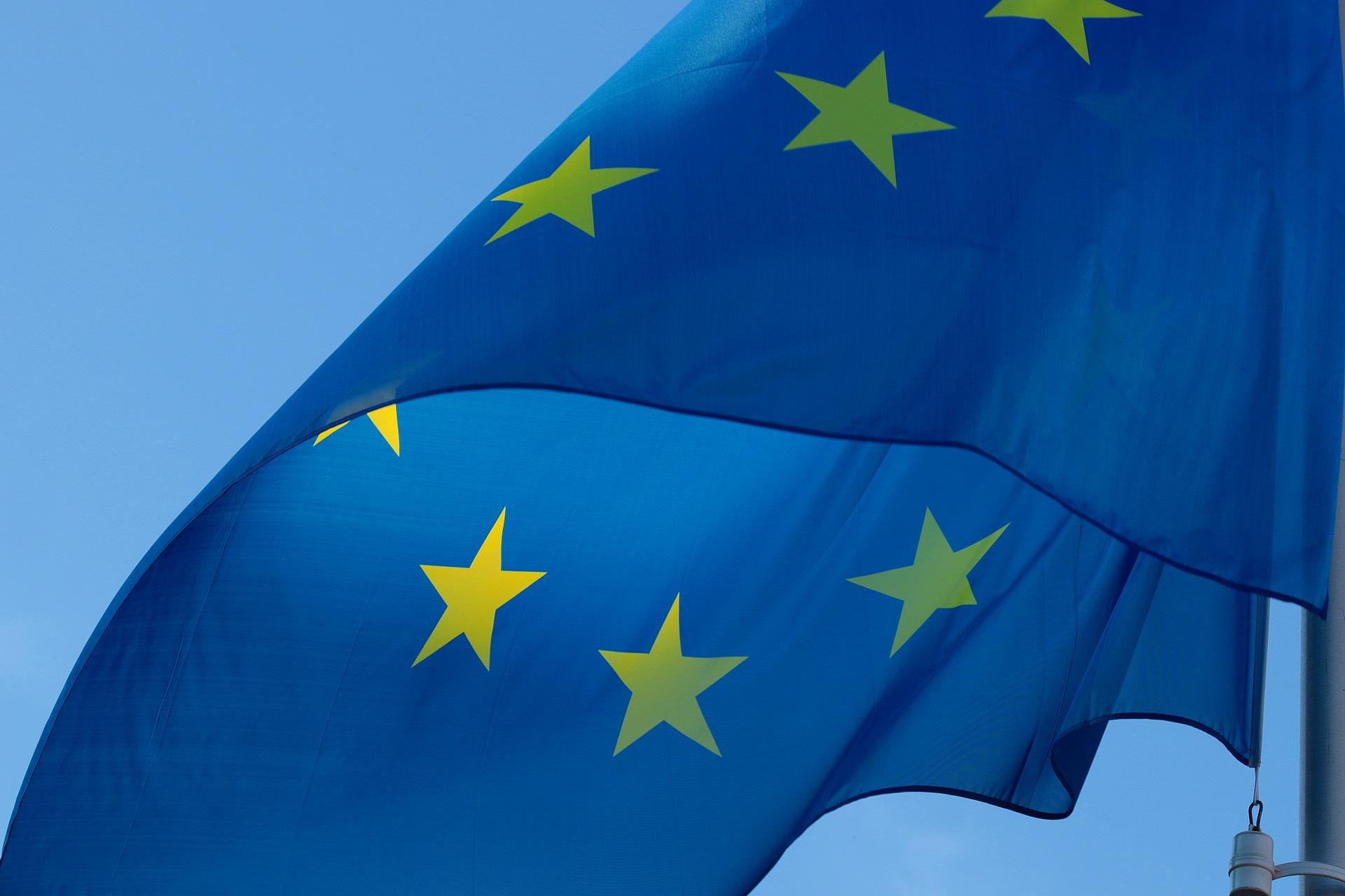 Symbolbild EU Flagge
