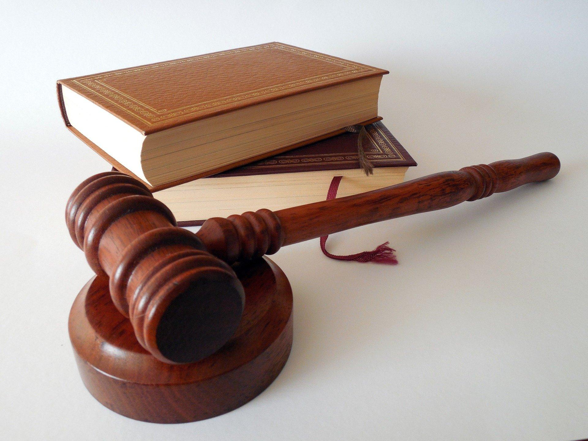 Symbolbild Gesetzbuch